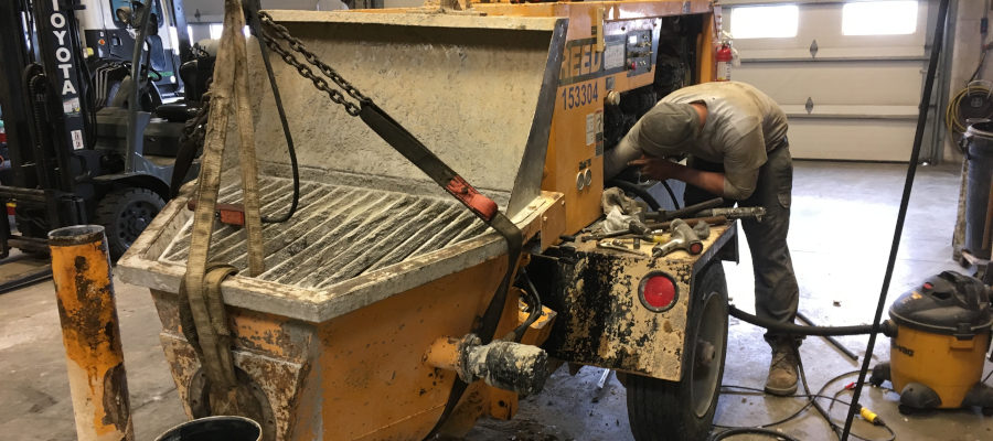 Reed Pump Service